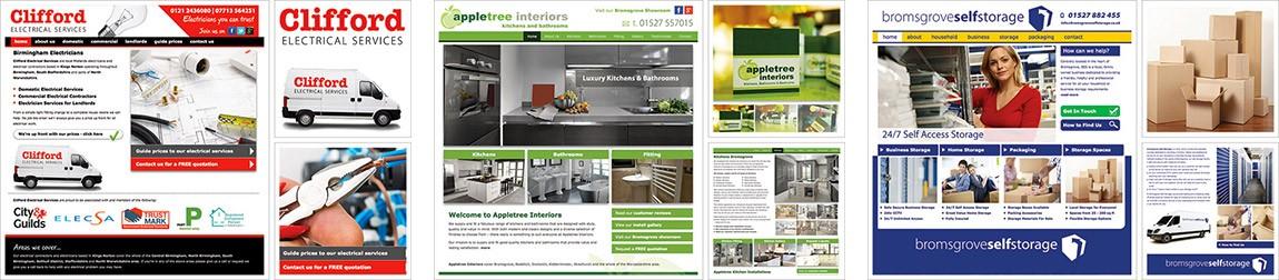 Pedleyonline Web Design Portfolio