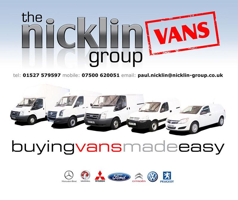 Nicklin Group Website