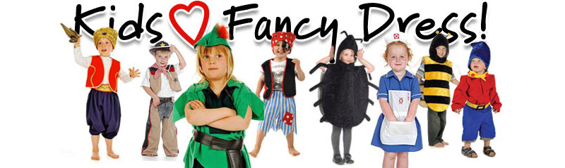 Kids Fancy Dress at Balloon Box