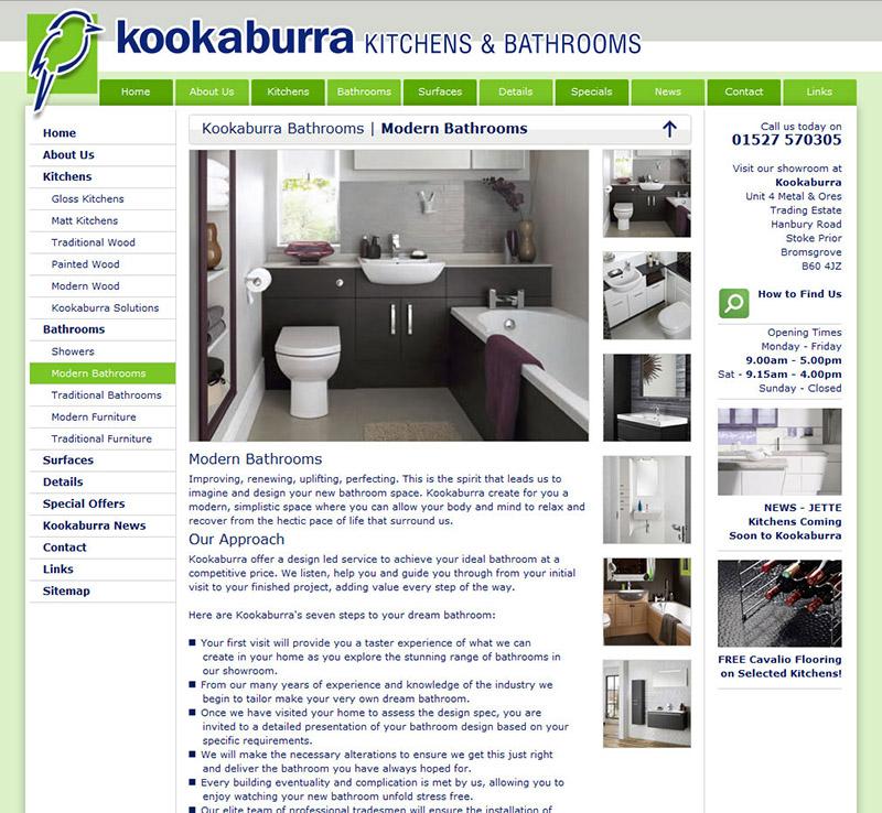 Kookaburra Kitchens Bromsgrove