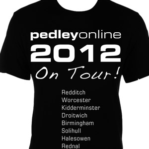 Pedleyonline 2012 tour blog