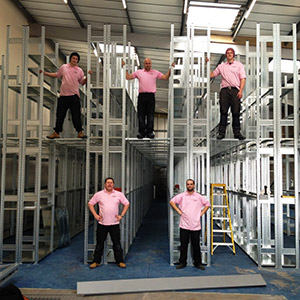 Racking and Storage Specialists