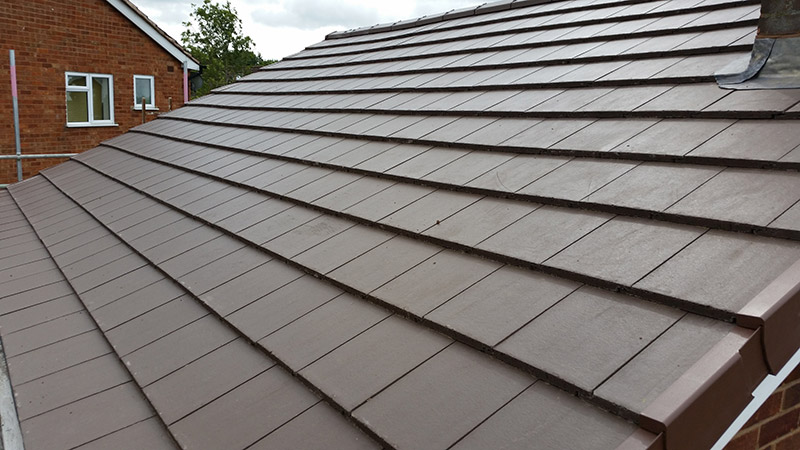 Parkside Roofing Website