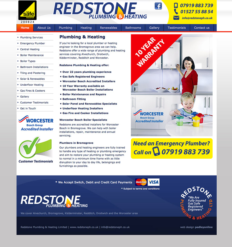 Redstone Plumbing and Heating