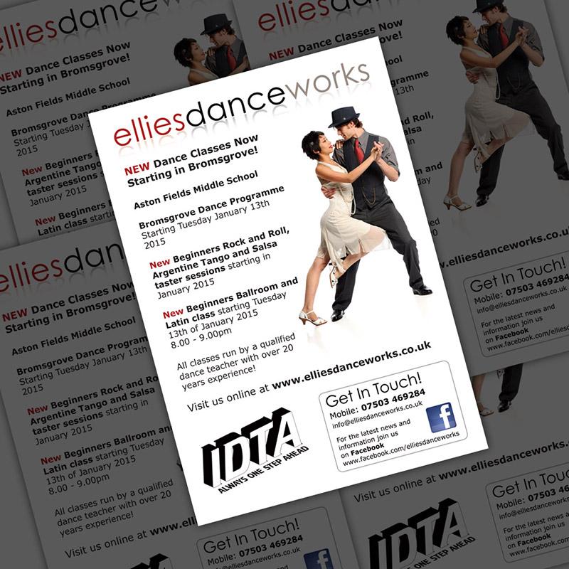 Ellie's Danceworks Bromsgrove Flyers