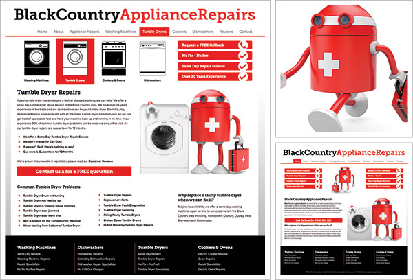 Black Country Appliance Repairs