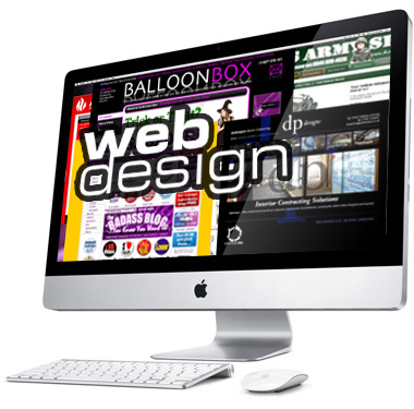 Bromsgrove Web Design Services