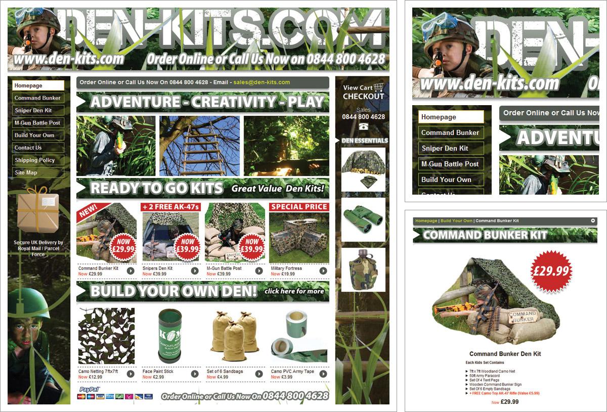 Denkits Website