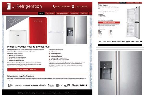 J Refrigeration Bromsgrove