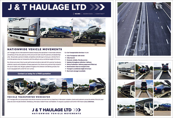 J T Haulage Limited