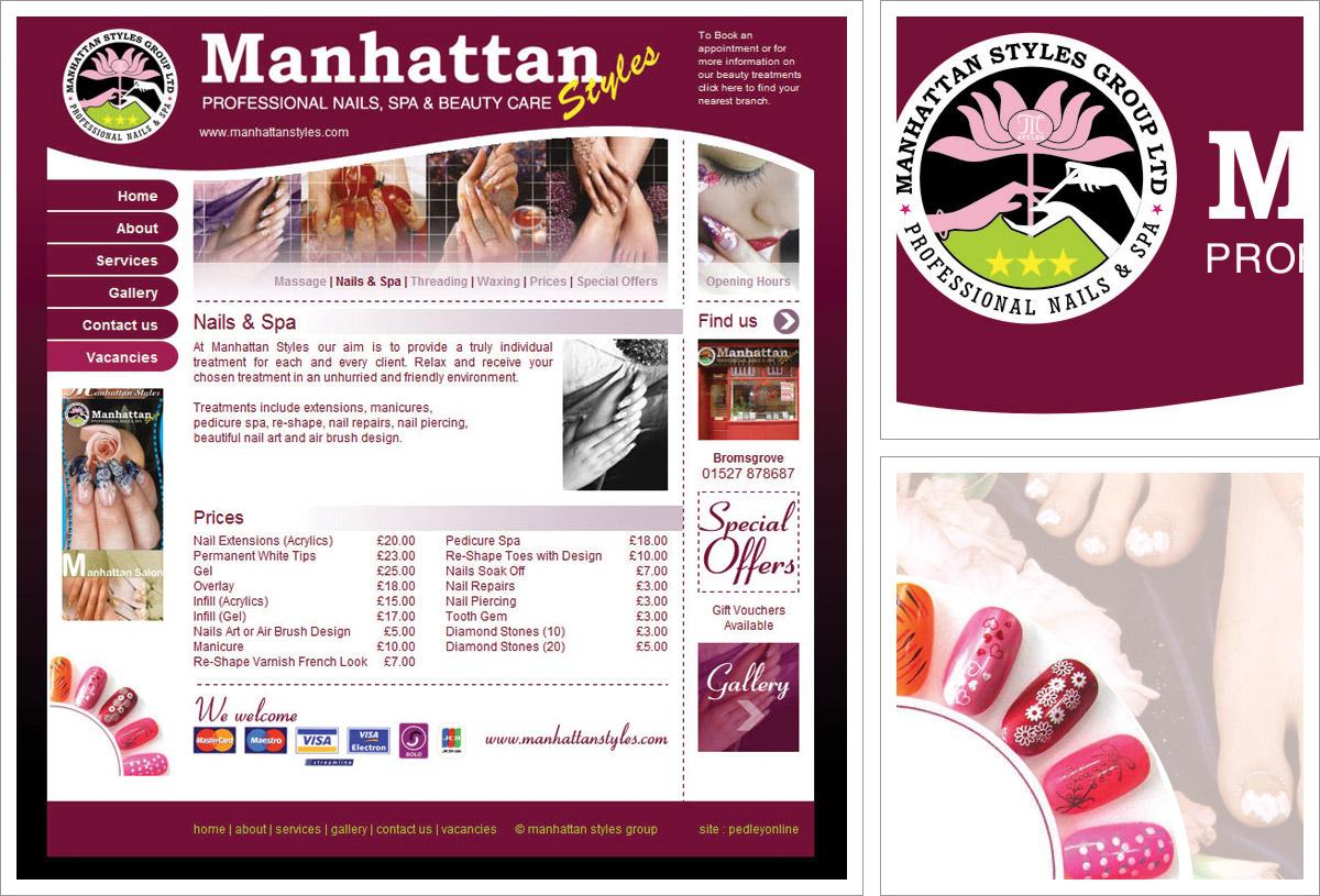 Manhattan Styles Website