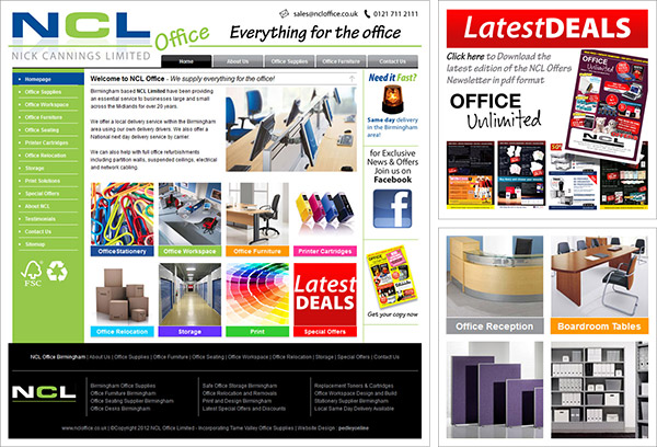 NCL Office Website