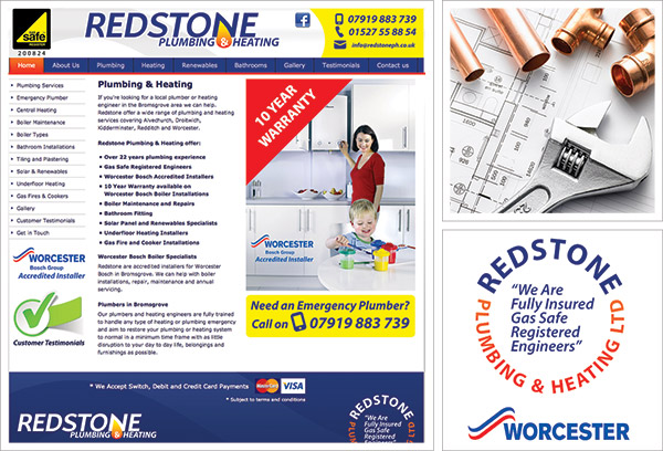 Redstone Website