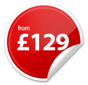 Websites from £129