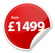 Websites from £1,499*