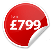 Websites from £799
