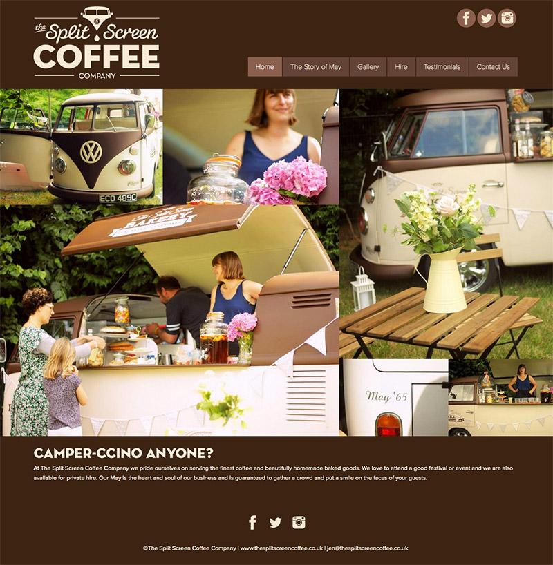 The Split Screen Coffee Company