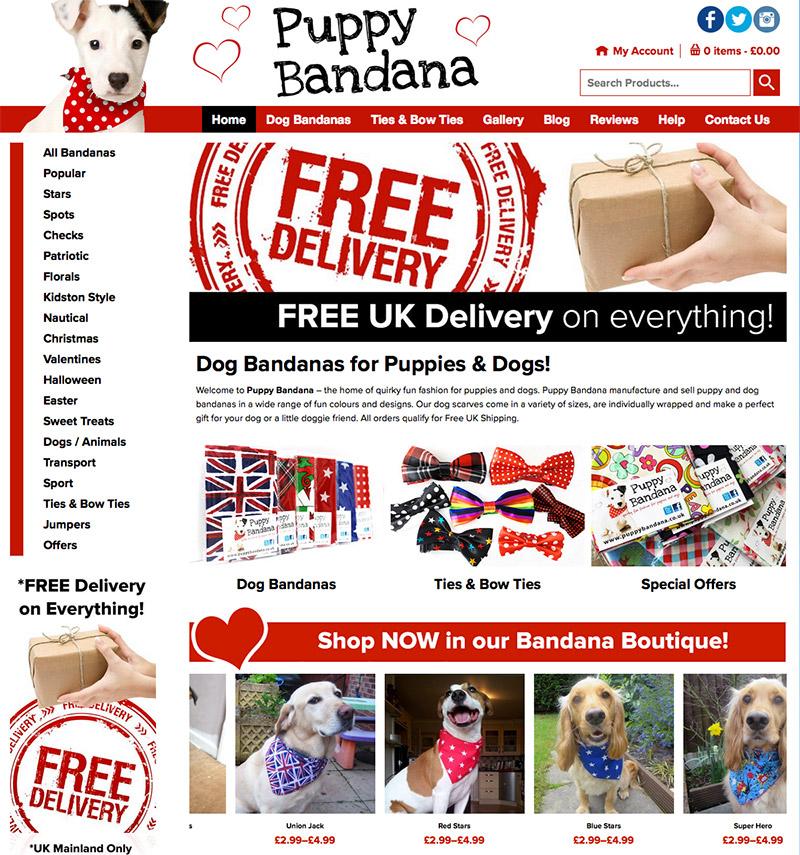 puppy-bandana-responsive-website