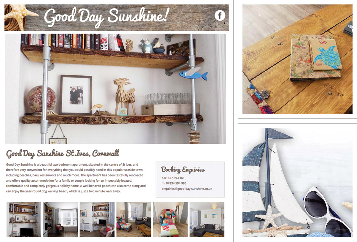 Good Day Sunshine New Website
