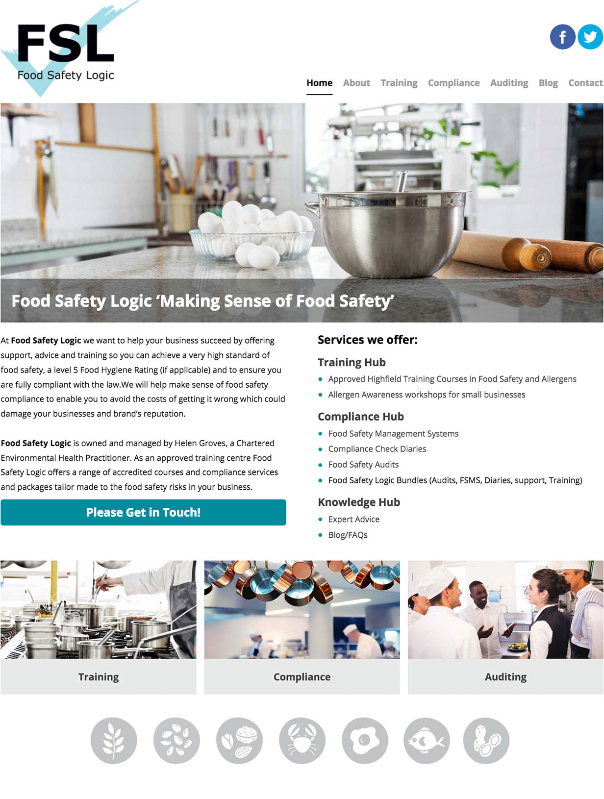 Food Safety Logic - Making sense of Food Safety