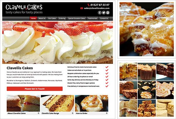 Claveliis Cakes Bromsgrove