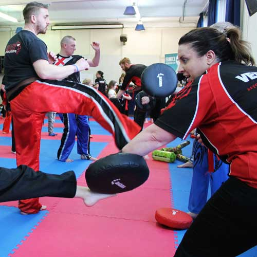 Verve Kickboxing