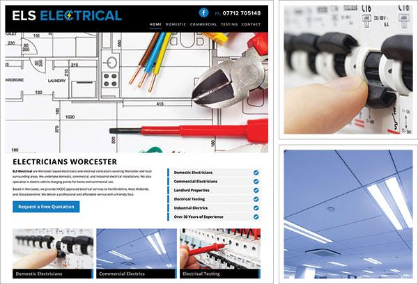 ELS Electrical Website